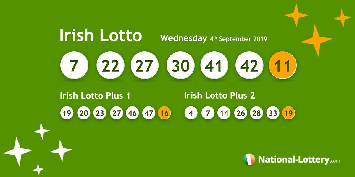 irishlotto hashtag on Twitter