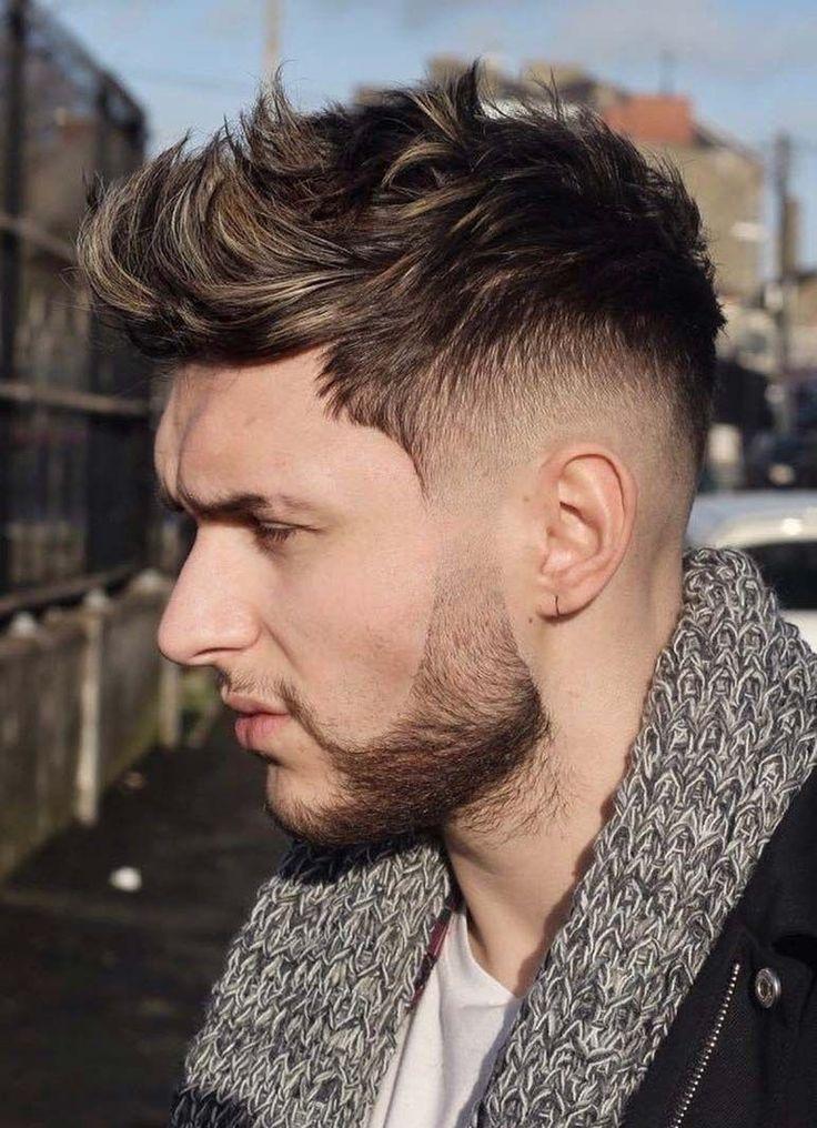 Drop Fade Cool Haircuts For Men 55