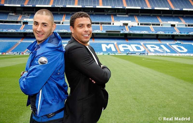 "Infinite Madrid on Twitter: ""Benzema: ""Striker? It's not just ..."