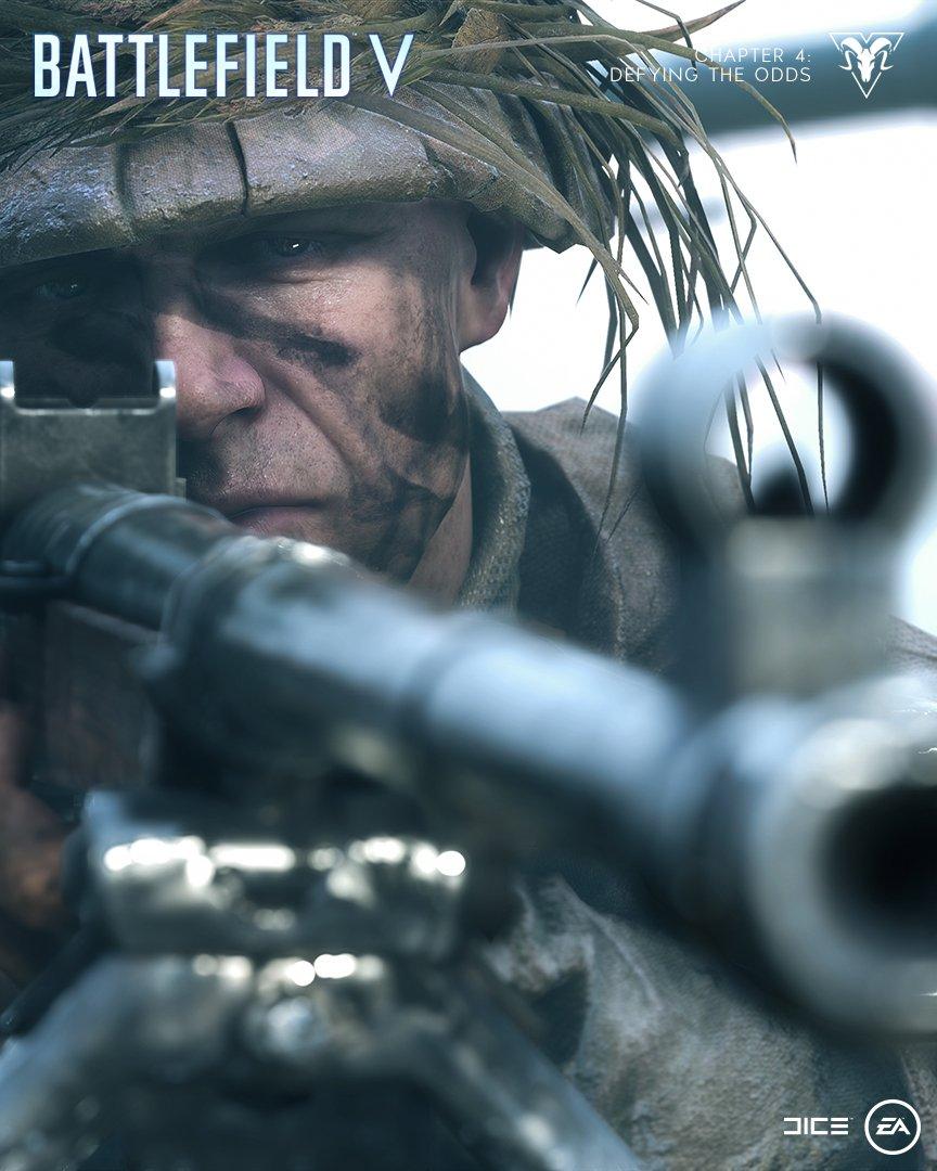 Battlefield V - @Battlefield Twitter Profile and Downloader