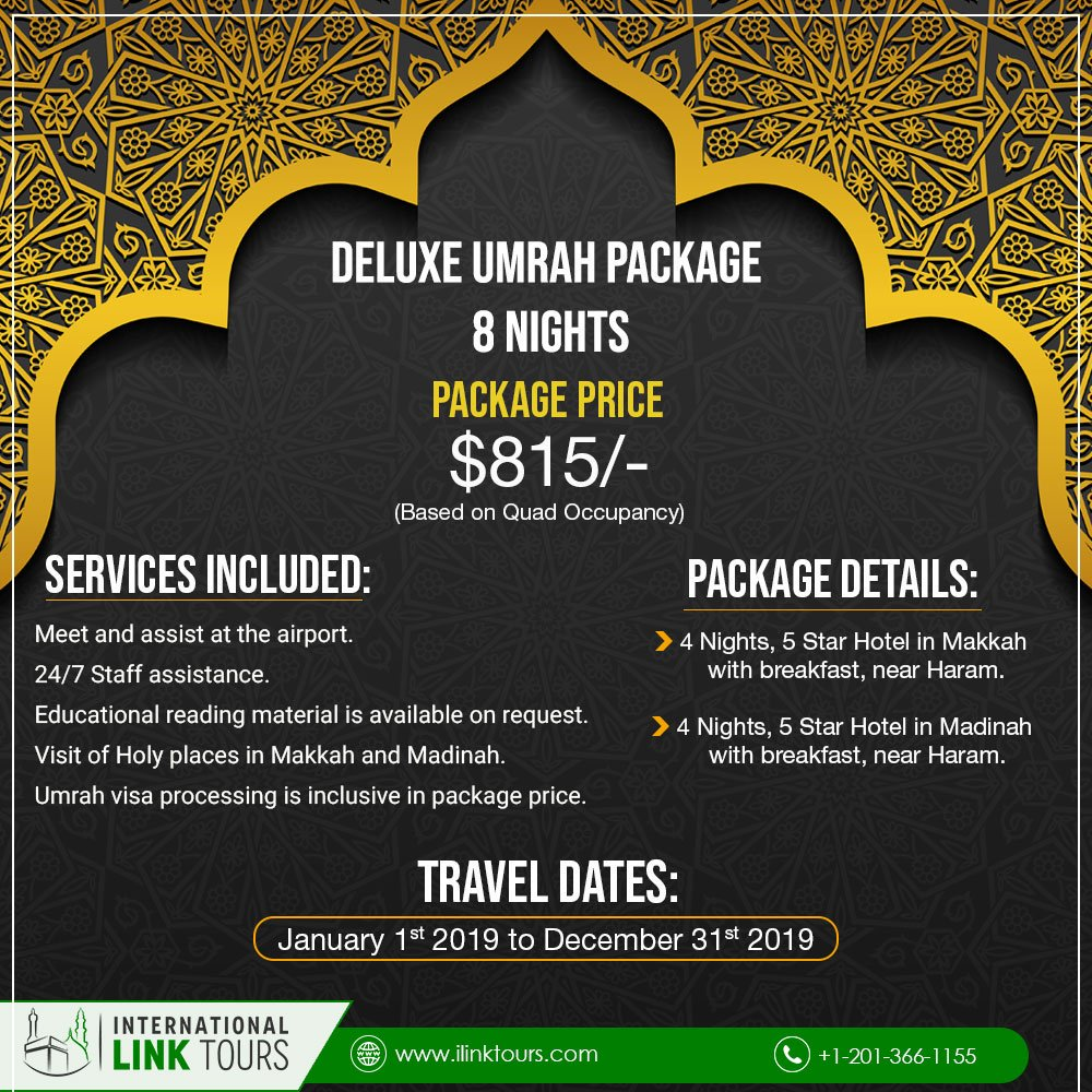 umrahpackages hashtag on Twitter