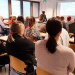 Image for the Tweet beginning: Yrittäjyys kiinnostaa Etelä-Pohjanmaalla. Aloittavan yrittäjän