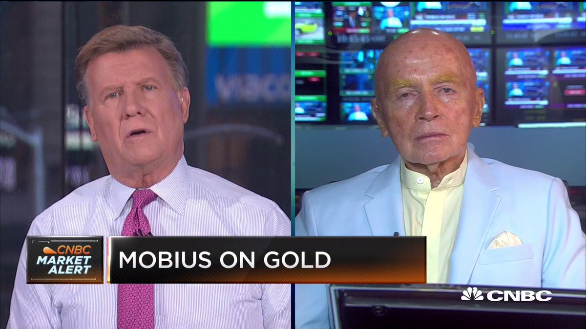 Bitcoin is a cryptocurrency that really needs to be backed by gold to have any value, said famed investor Mark Mobius