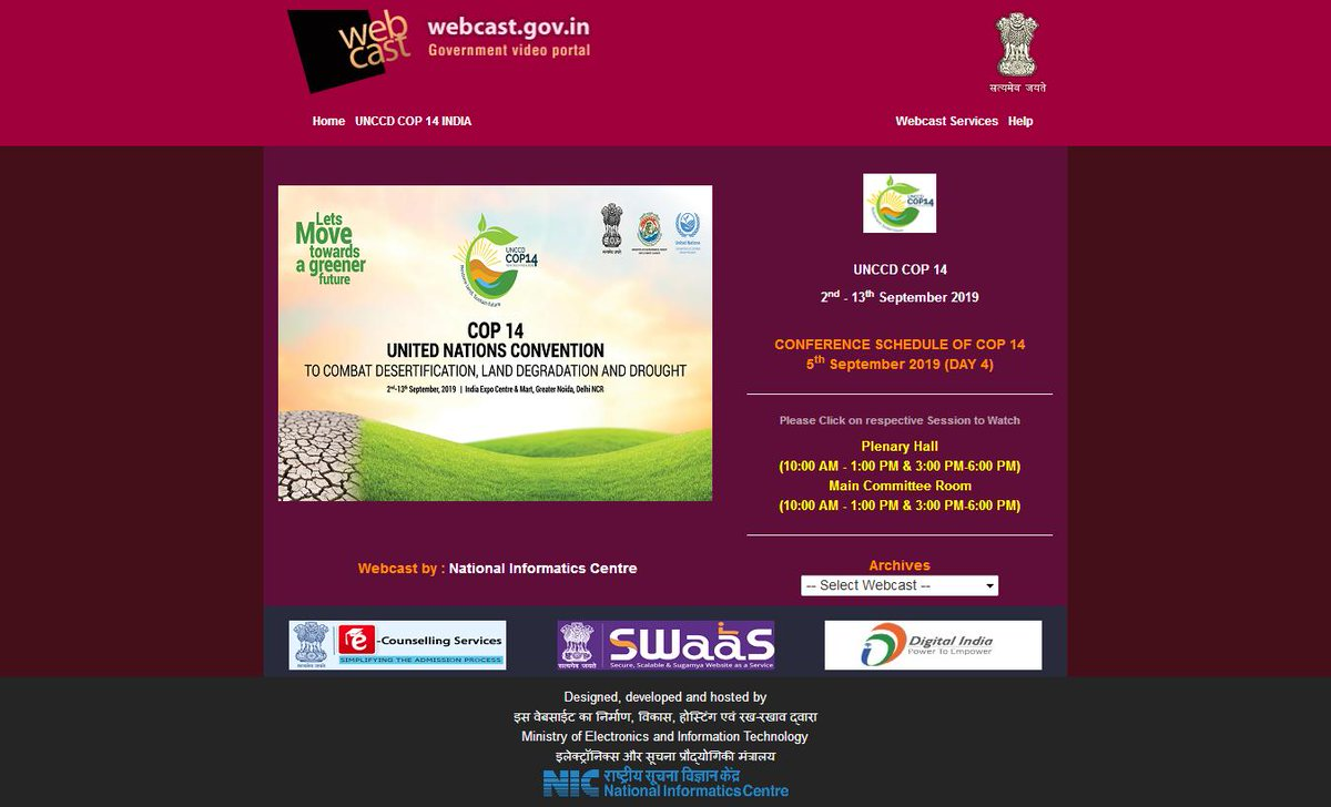 Ministry of E & IT (@GoI_MeitY) | Twitter