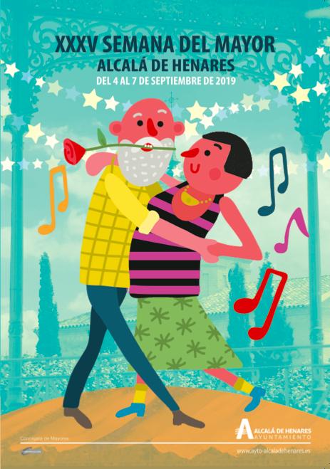 test Twitter Media - 🎉¡El Ayuntamiento de Alcalá de Henares, @AytoAlcalaH , celebra la XXV #SemanaDelMayor del 4 al 7 de septiembre, con bailes y actividades para las #PersonasMayores!  https://t.co/4tEJPUiZpC https://t.co/xmjl78vgpB