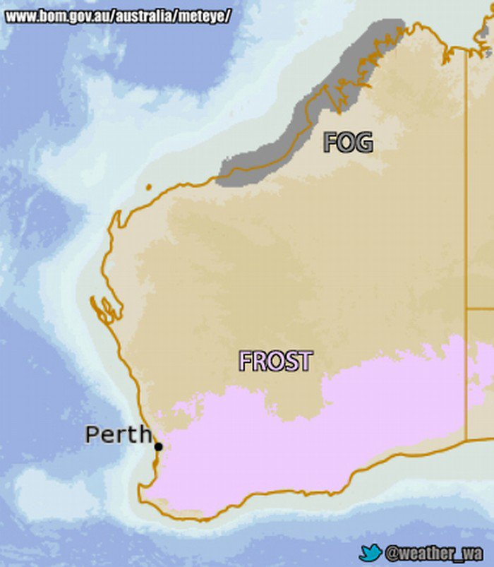 The WA Weather Group (@TheWAWG) | Twitter