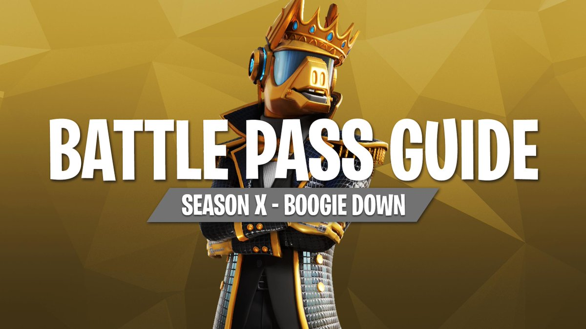 Fortnite News Fortnitemaster Com On Twitter The Fortnite Season X Boogie Down Challenges Are Now Live Bat Statues Above Ground Pools Seats For Giants Oversized Pianos No Dancing Signs And More You