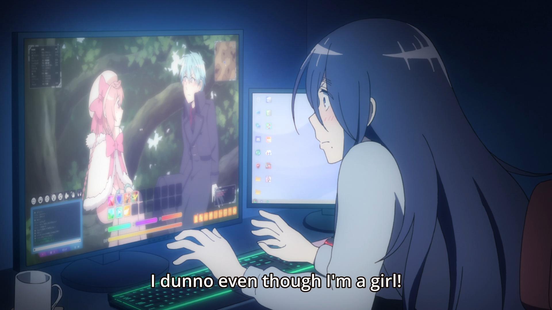 Ashley Fujoshi Princess On Twitter The Anime Isn T Gay Stop
