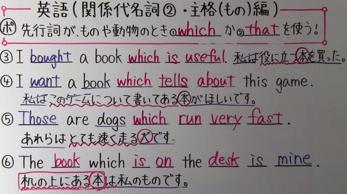 とある男が授業してみた 英語