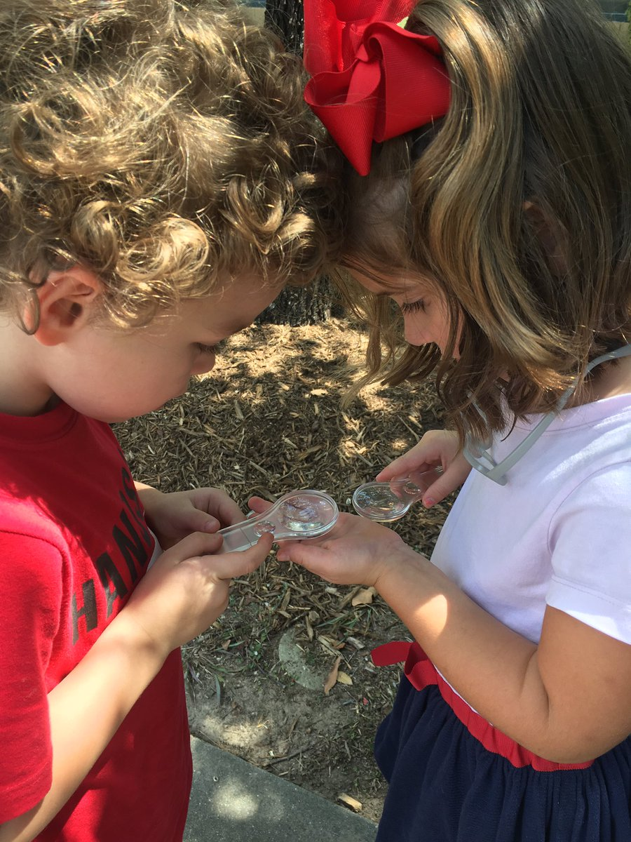We are scientists using our science tools to inspect small details in nature. @HumbleISD_DWE #dwe2020 <br>http://pic.twitter.com/GRK1kuX6Pl