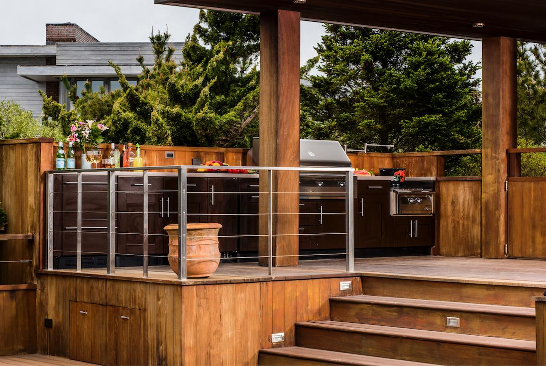 All Brown Jordan #Outdoor #Kitchens #cabinets come assembled ...