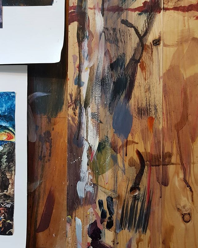 #StudioVisit #ArtistStudio #painting #PainterStudio #ContemporaryArt #CuratorLife #Venice https://t.co/3qKCjJOCkL
