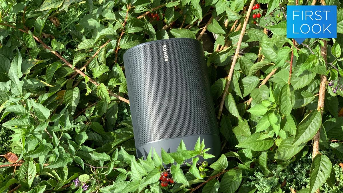 The expensive new Sonos Move Bluetooth speaker baffles me in many ways