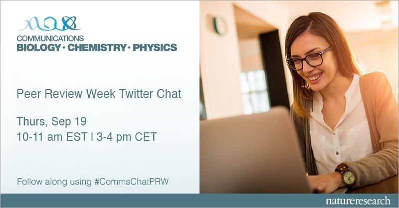 Communications Chemistry (@CommsChem) | Twitter