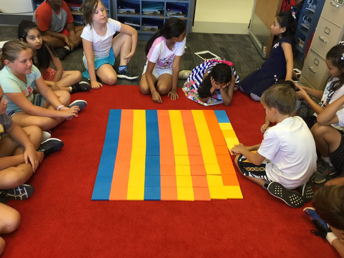 How big is big? Mr. Rumerman's students explore base ten patterns with hands on manipulatives. <a target='_blank' href='http://twitter.com/APS_ATS'>@APS_ATS</a> <a target='_blank' href='http://twitter.com/APSMath'>@APSMath</a> <a target='_blank' href='https://t.co/JabgKdDN1c'>https://t.co/JabgKdDN1c</a>