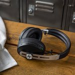 Image for the Tweet beginning: Sennheiser #Momentum3 #wireless #headphones are