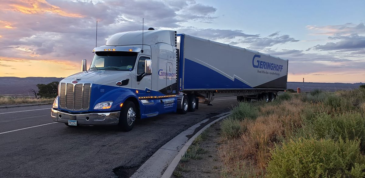 Long Haul Trucking >> Tag Someone Who Would Look Good Driving This Geringhoff