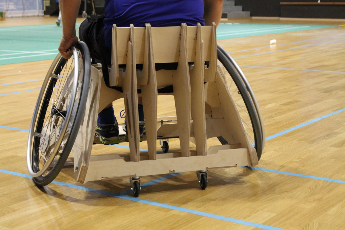 test Twitter Media - so many excellent #DIY solutions for #health & #care & #healthcare are shared on @CareablesOrg platform. Have a look: https://t.co/6Hbo1gZUSA e.g. this #opensource wheelchair https://t.co/2lEd7l1RMm