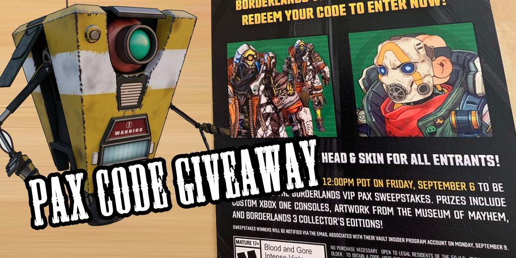 Shift Codes On Twitter Is There An Echo In Here Another Pax Code Giveaway Which Grants You The Fl4k Vip Skin Head And Enters You In A Contest For A Custom Screenshots of black people being hilarious or insightful on social media, it doesn't need to just be twitter but obviously that is best. shift codes on twitter is there an