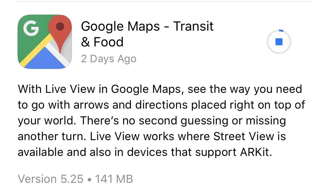 googlemaps hashtag on Twitter