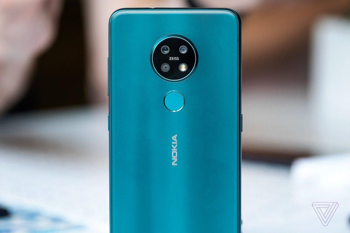 New Nokia 6.2 and 7.2 phones revamp HMD's midrange lineup
