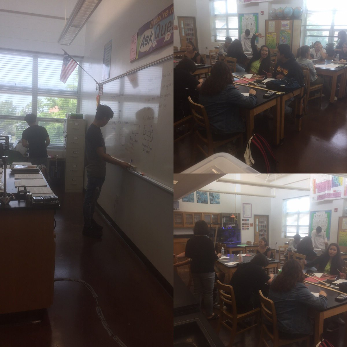 Students working on a lab. <a target='_blank' href='http://search.twitter.com/search?q=APSBack2School'><a target='_blank' href='https://twitter.com/hashtag/APSBack2School?src=hash'>#APSBack2School</a></a> <a target='_blank' href='https://t.co/gMDmq8e9PF'>https://t.co/gMDmq8e9PF</a>