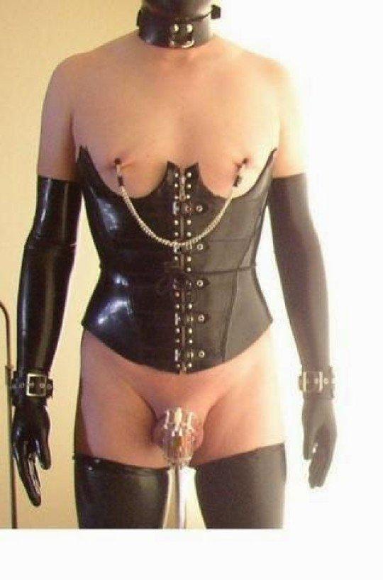 Chastity latex Interests