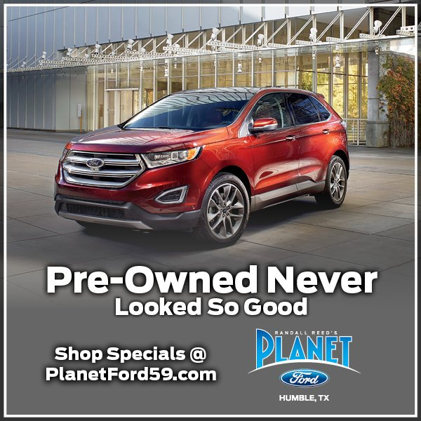 Planet Ford Humble >> Planet Ford 59 On Twitter Who Knew Pre Owned Could Look So