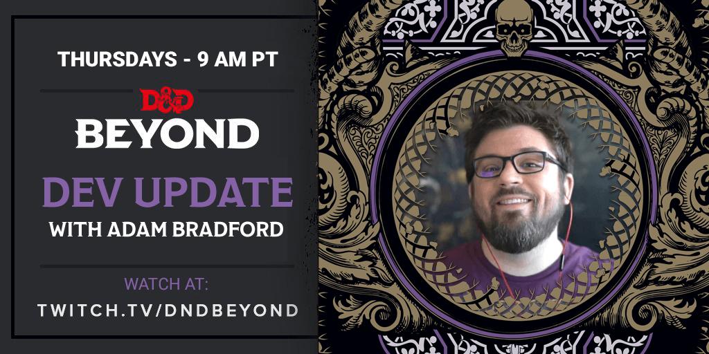 D&D Beyond (@DnDBeyond) | Twitter