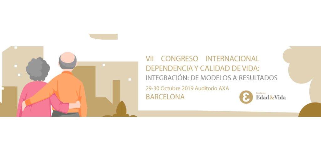 """test Twitter Media - ✍La @EdadyVida abre inscripciones para el VII Congreso Dependencia y Calidad de Vida """"Integración: de modelos a resultados"""" que se celebrará en Barcelona los días 29 y 30 de octubre de 2019.  Más info e inscripciones 👉https://t.co/XTrau5czcR #PersonasMayores https://t.co/sBJatBpIGR"""