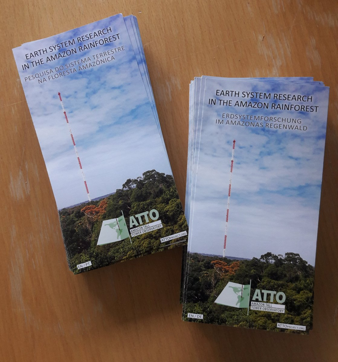 ATTO - Amazon Tall Tower Observatory | Earth system research