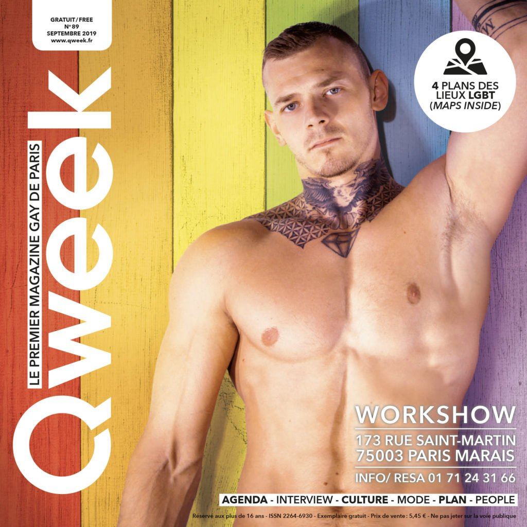 magazine gay gratuit