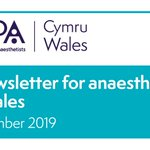 📢 OUT NOW: In the Sept issue of the RCoA Welsh Newsletter read the latest news from @AMRCW, Freedom to Speak Up Guardians, reporting on meeting with the Welsh Labour & Co-Op Assembly Member for Cardiff South & Penarth, @vaughangething & much more https://t.co/wQQkjdI5Xu