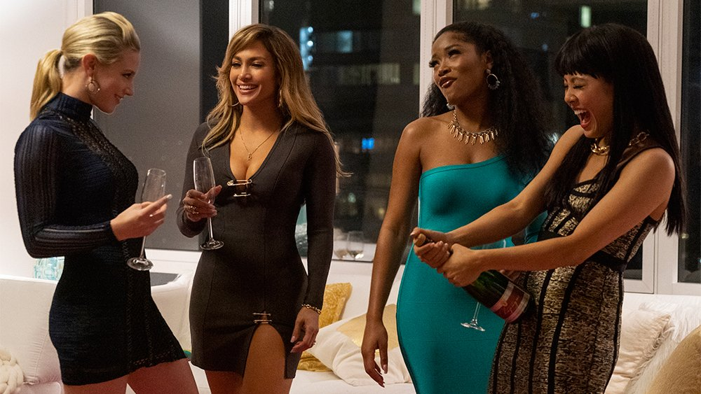 """""""If there's any justice, Jennifer Lopez will receive her first Oscar nomination for channeling the ringleader Ramona as Erin Brockovich by way of Matthew McConaughey in 'Magic Mike.'"""" #Hustlers and 13 other movies we're excited to see at #TIFF http://bit.ly/2ZMo68m"""