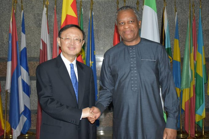 China To Aid Nigeria In Completion Of Mambila Hydro Power Project
