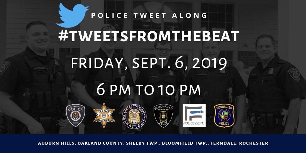 Ferndale Police Dept, MI (@FerndalePolice)   Twitter
