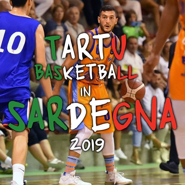 test Twitter Media - Sel nädalavahetusel sõidame Sardiiniasse, kus võtame osa mulluse FIBA Europe Cup võitja ja tänavuseks hooajaks Meistrite Liigasse tõusnud Dinamo Sassari Official korraldatud kontrollturniirist. Turniiril osaleb veel teinegi Itaalia Meistrite Liiga võistk… https://t.co/b4PRcMTUSl https://t.co/ryi9G4XSNI