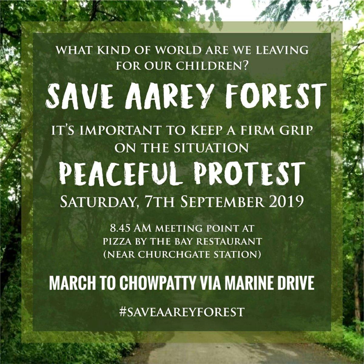 SaveAareay hashtag on Twitter