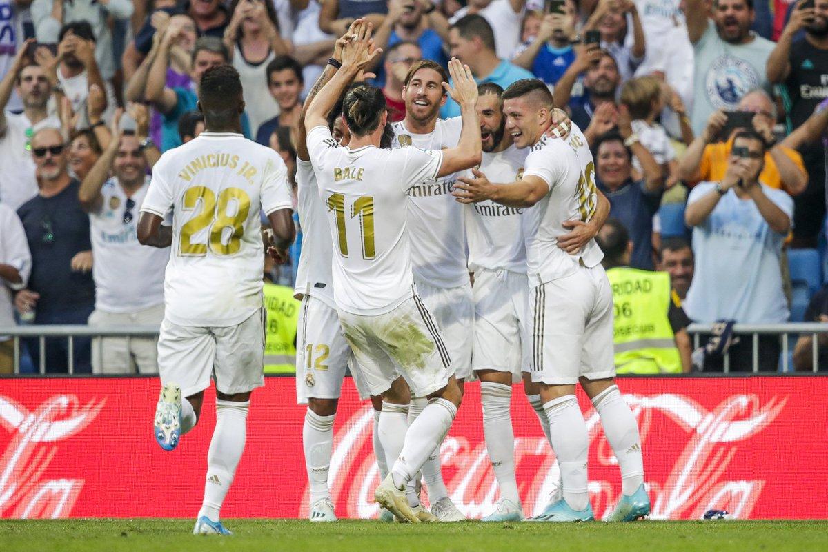 Real Madrid - Club Brugge: Trời Madrid lại xanh...