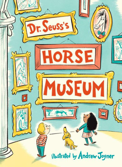 Weve gathered this months best new picture books including DR. SEUSSS HORSE MUSEUM and HEY GRANDUDE. Join us as we read them for our One Millionth Storytime celebration this weekend at your B&N on Saturday, 9/7 and Sunday, 9/8 at 11 AM: spr.ly/6016E7One