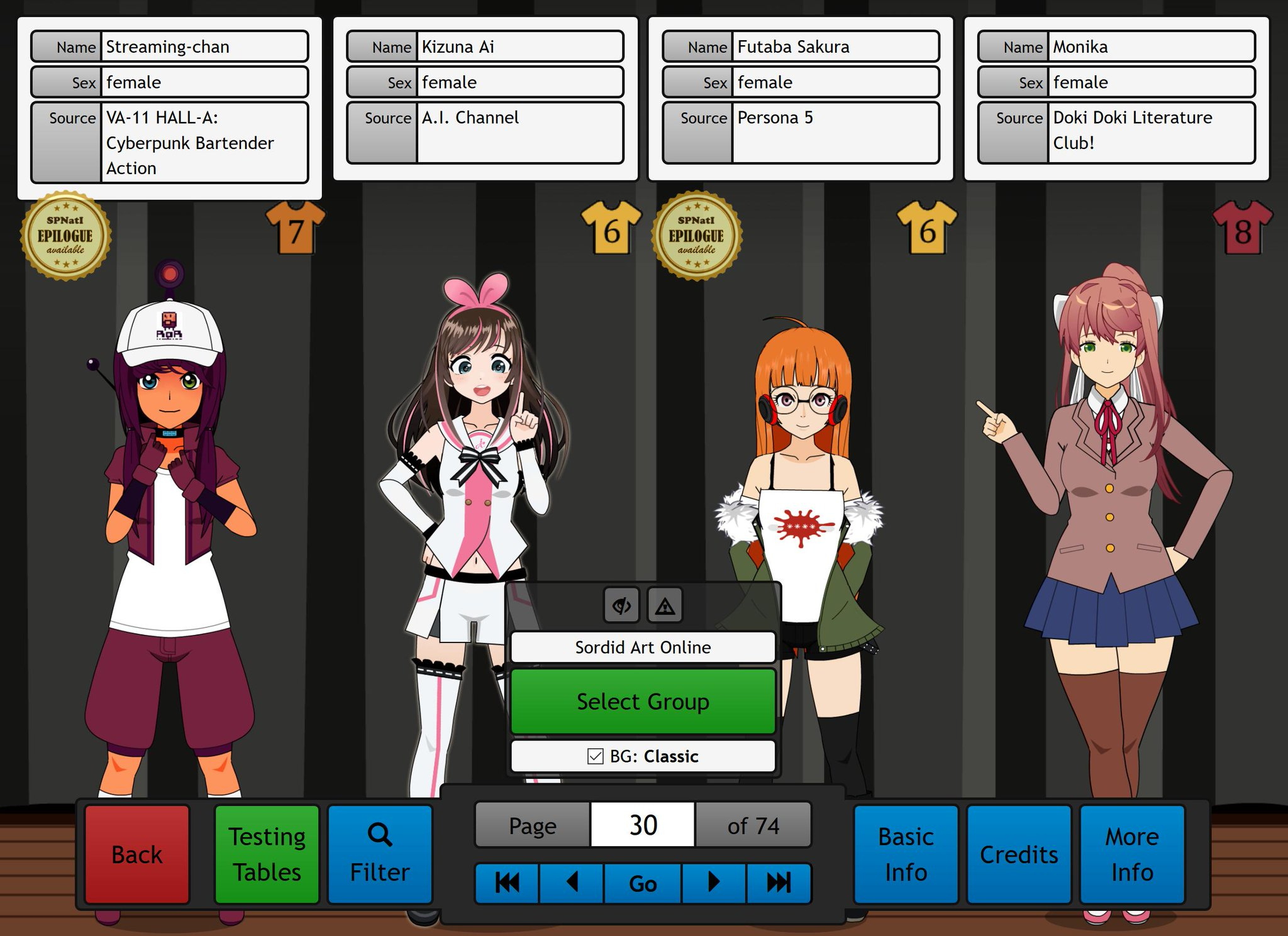 At inventory offline strip poker 11 Best