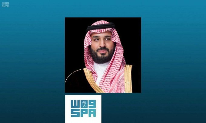 Mohammed bin Salman and Iraqi Prime Minister discuss coordinating the stability of oil markets EDuBcDTW4AArWvi?format=jpg&name=small