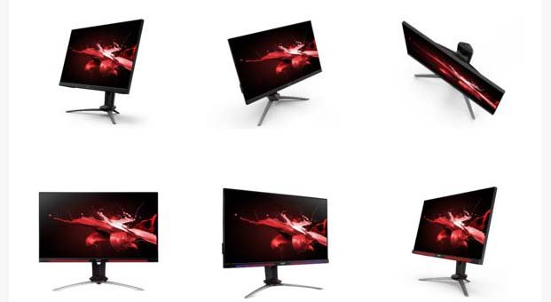 Yeni Acer Nitro XV3 serisi monitörler oyunculara inanılmaz hız ve etkileyici görüntü kalitesi sunuyor