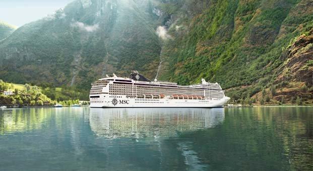 Doğa harikası fiyortları keşfetmek için ideal seyahat cruise tatili