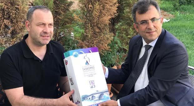 Türkiye'nin ilk drone teknoloji merkezi Taşköprü'de kurulacak