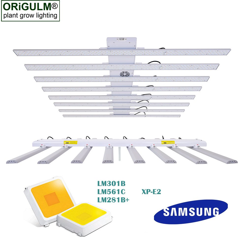 ORIGLITE LED Plant Grow Lighting Manufacturer - @cable_zhu
