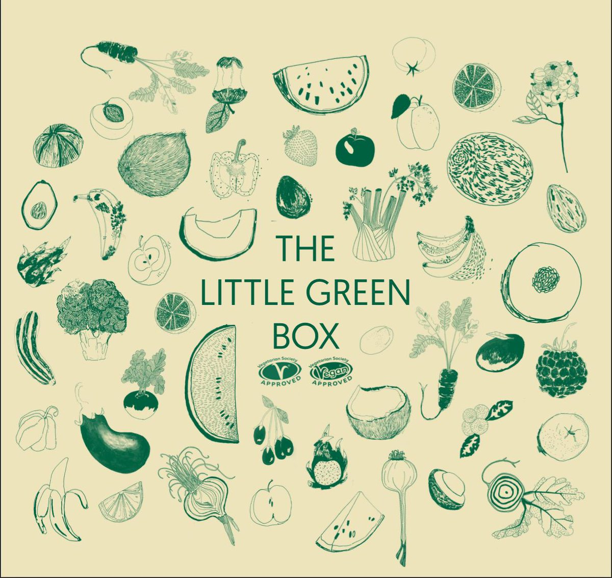 Have you heard about our #LittleGreenBox? It's packed full of veggie and vegan treats and we're sending thousands to universities across the UK during #FreshersWeek2019. We want to show everyone eating veggie food is one of the best things you can do to stop climate change!