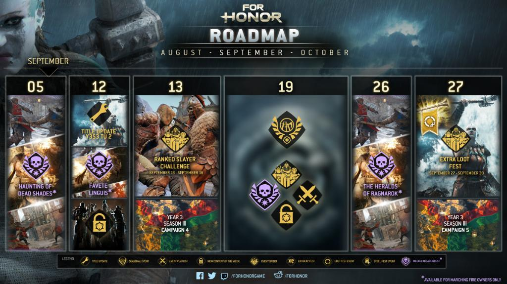 For Honor (@ForHonorGame) | Twitter