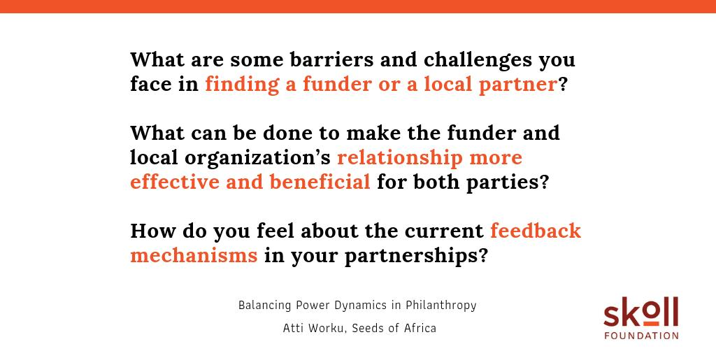 Skoll   Social Entrepreneurs Driving Large Scale Change