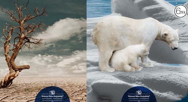 Alarko Carrier'ın Küresel İklim Değişikliği Fotoğraf Yarışması doğaseverlerin katılımıyla devam ediyor